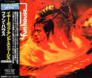 The Stooges - Fun House (1970) [Japanese Reissue 1998] Re-Up