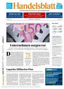 Handelsblatt - 27. März 2018