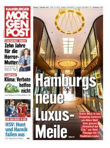 Hamburger Morgenpost – 05. November 2019