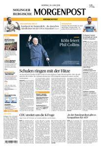 Solinger Morgenpost – 24. Juni 2019