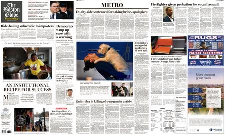 The Boston Globe – January 25, 2020