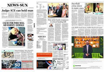 Lake County News-Sun – September 07, 2017