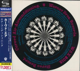 Curved Air - Air Conditioning (1970) [2015, Japanese SHM-CD]