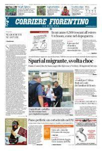 Corriere Fiorentino La Toscana - 9 Agosto 2018