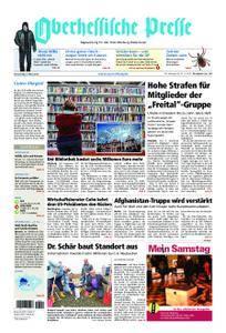 Oberhessische Presse Marburg/Ostkreis - 08. März 2018