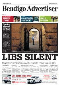 Bendigo Advertiser - May 9, 2019