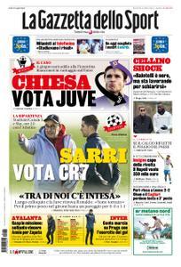 La Gazzetta dello Sport – 26 novembre 2019