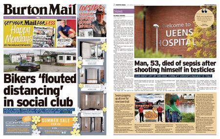 Burton Mail – August 08, 2020