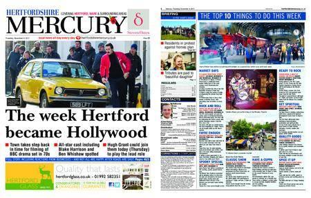 Hertfordshire Mercury – November 09, 2017