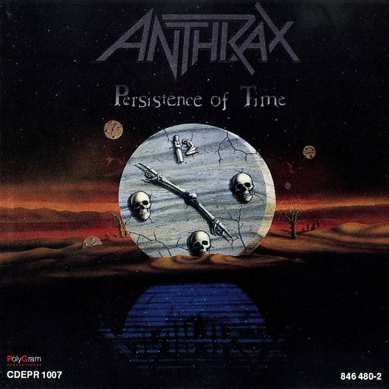 Anthrax: Collection (1983-2016) [18CDs, Non Rematered]