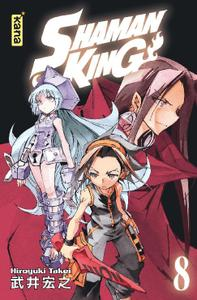Shaman King Star Edition T08