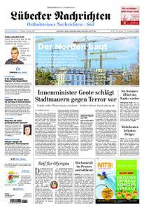 Lübecker Nachrichten Ostholstein Süd - 08. März 2019