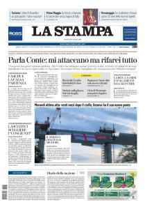 La Stampa Imperia e Sanremo - 28 Aprile 2020