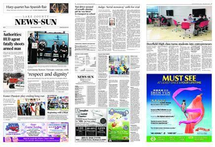 Lake County News-Sun – March 30, 2018