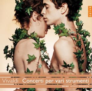 Zefiro, Alfredo Bernardini - Vivaldi: Concerti per vari strumenti (2005)