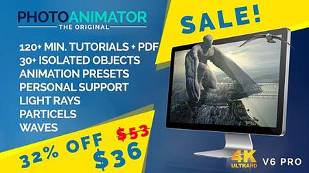 Photo Animator V6 - Project for After Effects (VideoHive) 12972961