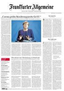 Frankfurter Allgemeine Zeitung - 7 April 2020