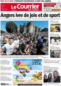 Le Courrier de l'Ouest Angers - 04 juin 2018