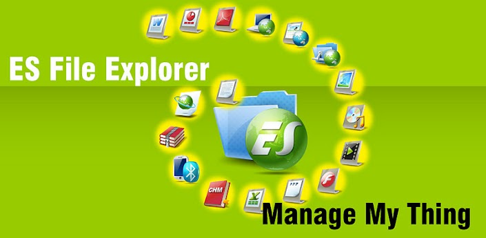 ES File Explorer File Manager v3.0.5.3