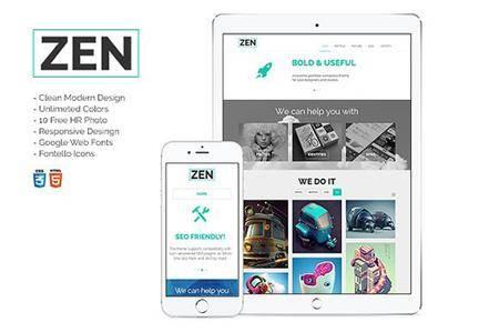 ZEN v1.0 - Multipurpose HTML Theme - CM 927838