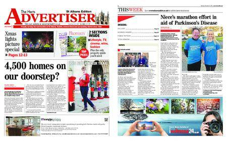 The Herts Advertiser – November 30, 2017