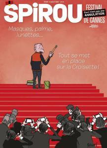 Le Journal de Spirou - 8 Juillet 2020