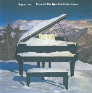 Supertramp - Even In The Quietest Moments... (1977)