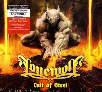 Lonewolf - Cult Of Steel (2014) [Limited Edition, Digipak] Repost