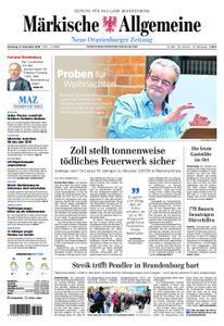 Neue Oranienburger Zeitung - 11. Dezember 2018