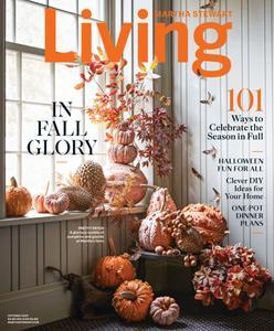 Martha Stewart Living - October 2020