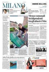 Corriere della Sera Milano - 14 Maggio 2018