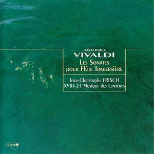 Jean-Christophe Frisch, XVIII-21 Musique des Lumieres – Vivaldi: Les Sonates pour Flute Traversiere (1998)