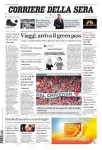 Corriere della Sera - 18 Giugno 2021