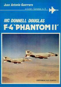 F-4 Phantom II (Aviones Famosos 9)