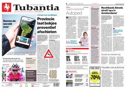 Tubantia - Enschede – 20 augustus 2019