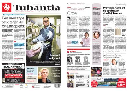 Tubantia - Enschede – 28 november 2019