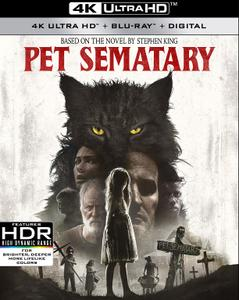 Pet Sematary (2019) [4K, Ultra HD]
