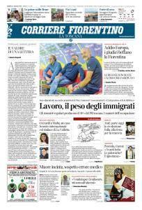 Corriere Fiorentino La Toscana - 21 Luglio 2018