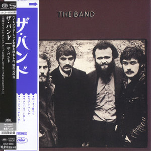 The Band - The Band (1969) [Japanese Limited SHM-SACD 2014] PS3 ISO + Hi-Res FLAC