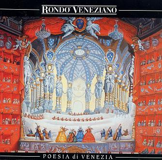 Rondo' Veneziano - Coffret de 3 CDs (2001) / Disc 2: Poesia di Venezia (1988)