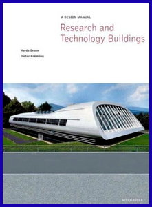 Research and Technology Buildings: A Design Manual
