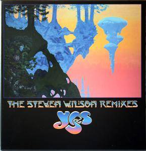 Yes ‎- The Steven Wilson Remixes (2018) [6LP Box Set, Vinyl Rip 16/44 & mp3-320 + 3xDVD]