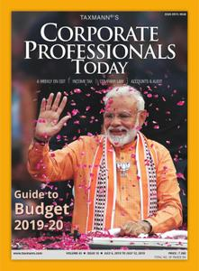 Corporate Professional Today - July 06, 2019