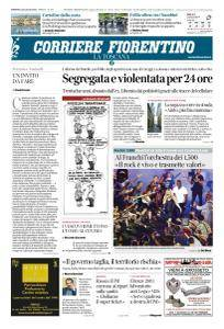 Corriere Fiorentino La Toscana - 22 Luglio 2018