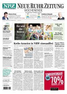 NRZ Neue Ruhr Zeitung Essen-Postausgabe - 11. August 2018