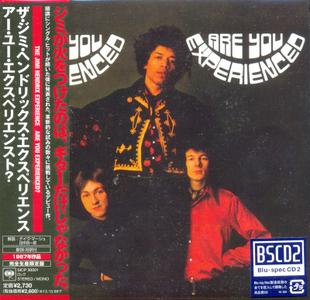 The Jimi Hendrix Experience - Are You Experienced? (1967) [Japanese Blu-spec CD2]