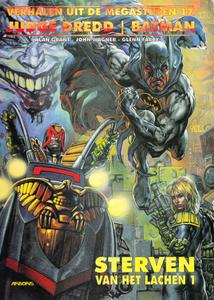 Verhalen Uit De Mega-Steden - 17 - Judge Dredd and Batman Sterven Van Het Lachen