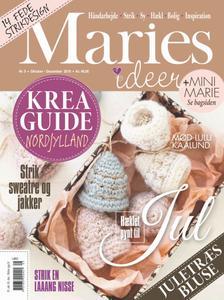 Maries Ideer – oktober 2019