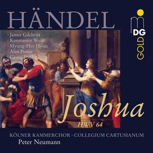 Peter Neumann, Collegium Cartusianum,  Kolner Kammerchor - Handel: Joshua (2008)