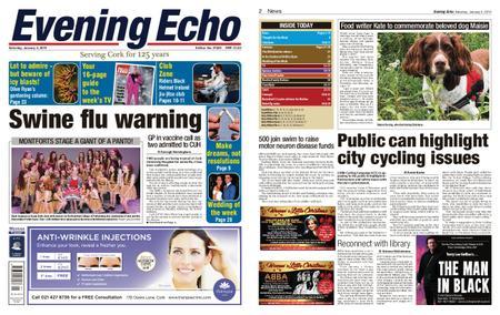 Evening Echo – January 05, 2019